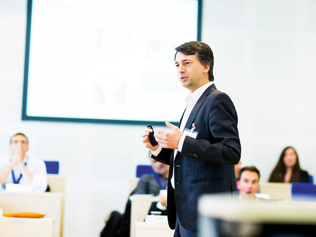 Profesores MBA Valencia
