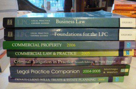 Libros para el MBA Valencia
