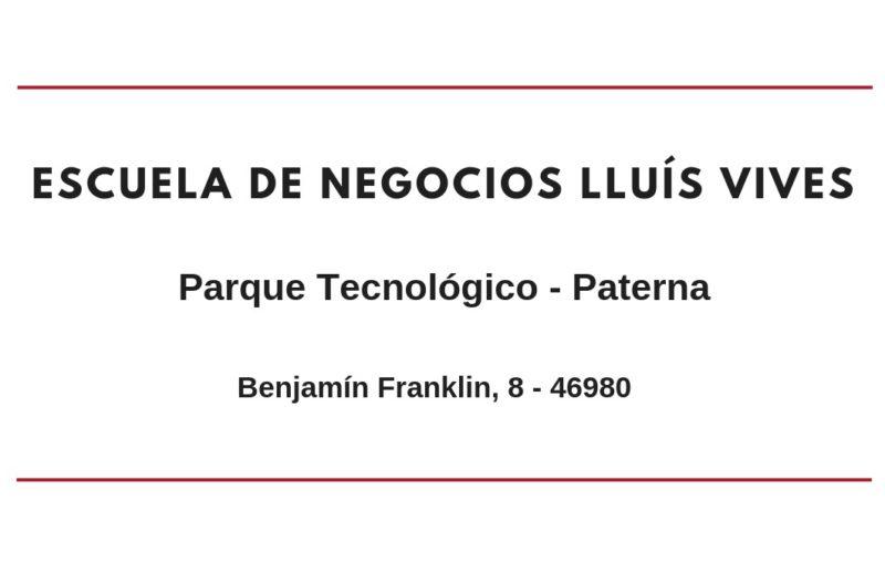 Masters de la Escuela de Negocios Lluís Vives
