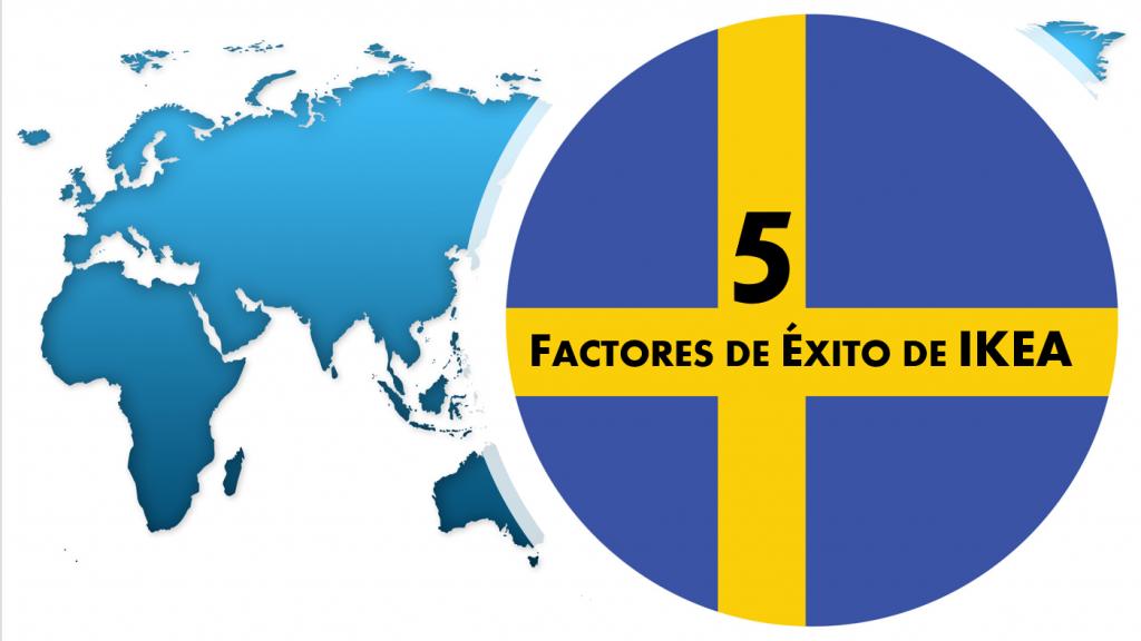5 Factores de Éxito de IKEA