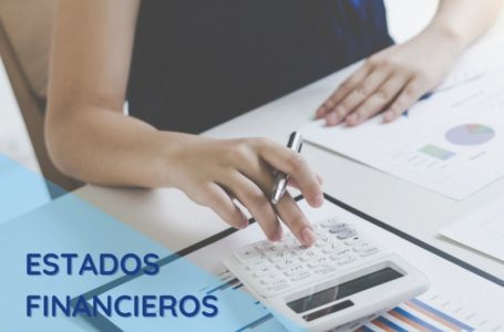 Estados Financieros de un Empresa