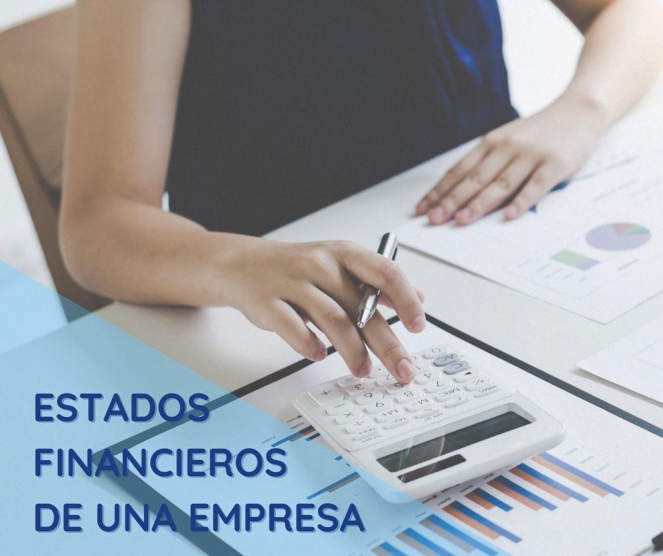 Estados Financieros de un Empresa