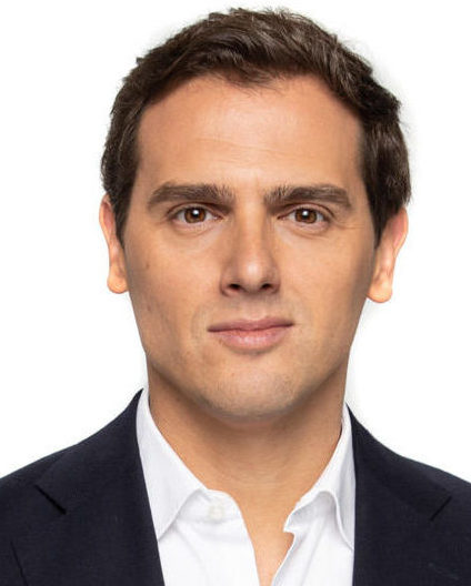 Albert Rivera - MBA Cámara de Valencia