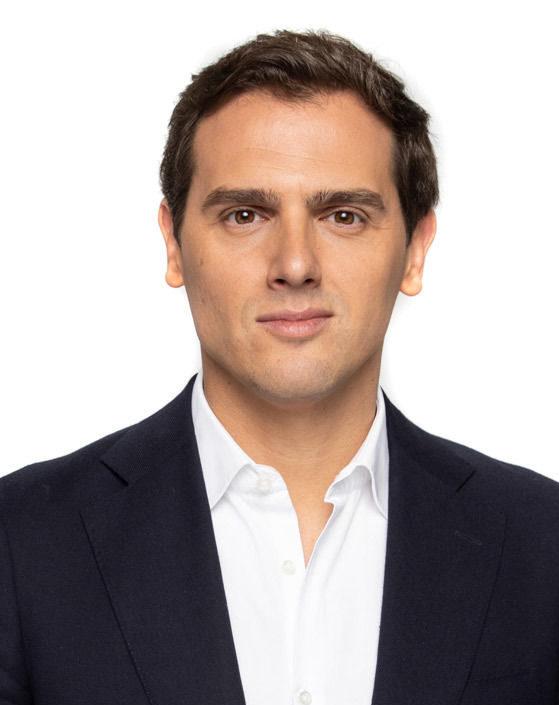 Albert Rivera - Profesor del MBA de la Cámara de Comercio de Valencia